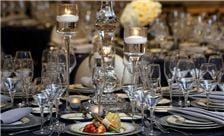 Washington Plaza Hotel Wedding - Flower Arrangement