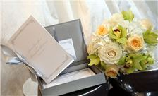 Washington Plaza Hotel Wedding - Bouquet