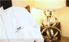 Washington Plaza Hotel Wedding - Robe
