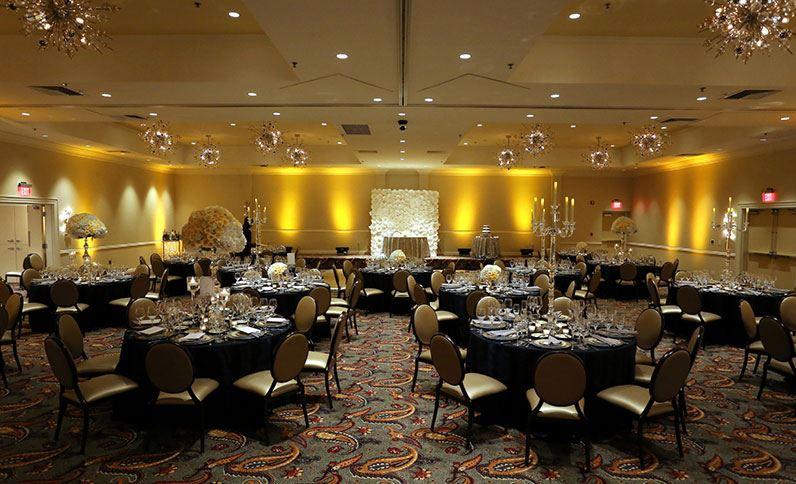 Washington Plaza Hotel Wedding Floor Plan