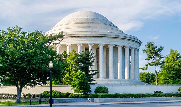 Washington, DC Jefferson Memorial