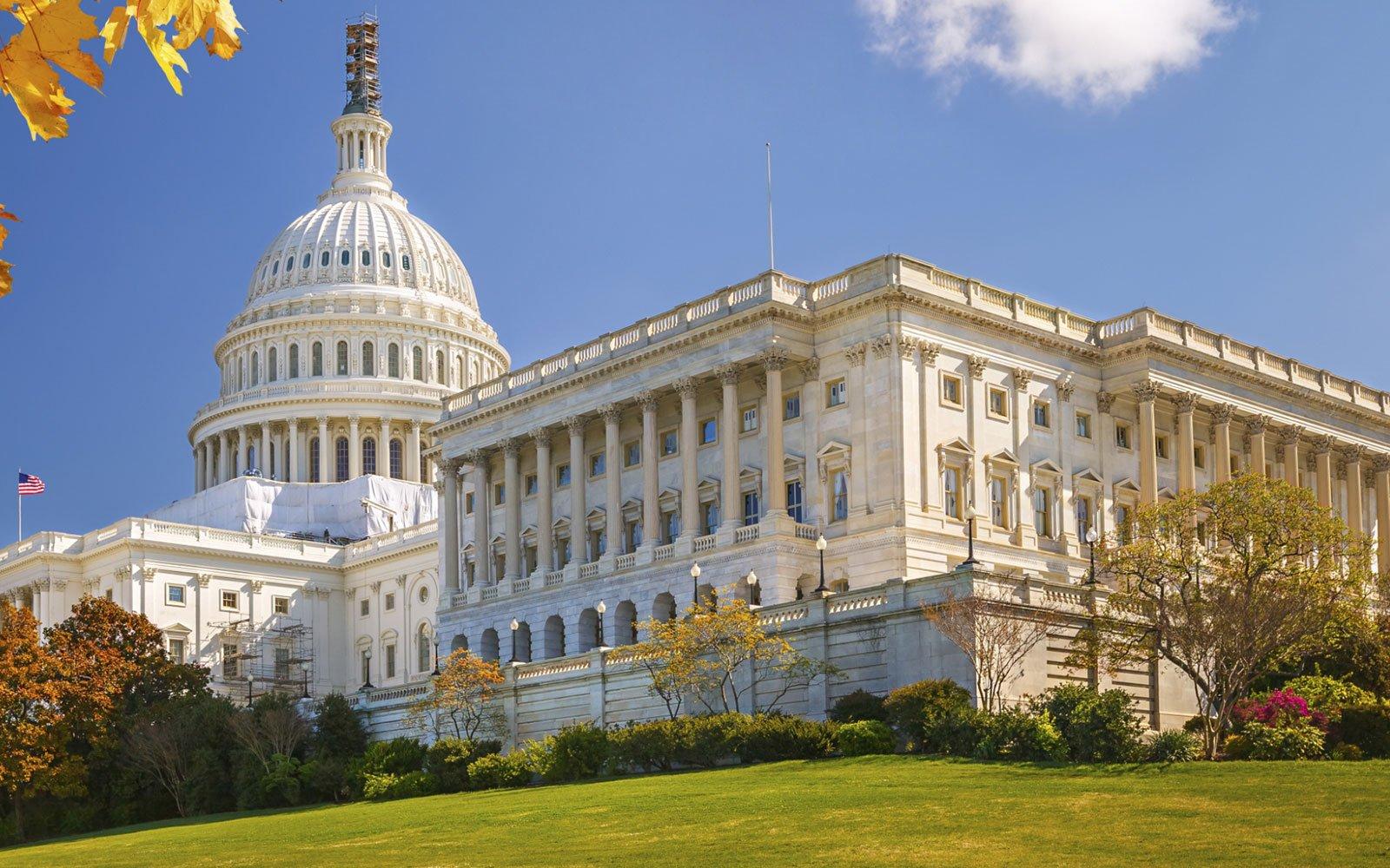 Explore the U.S. Capitol Building - Washington Plaza Hotel