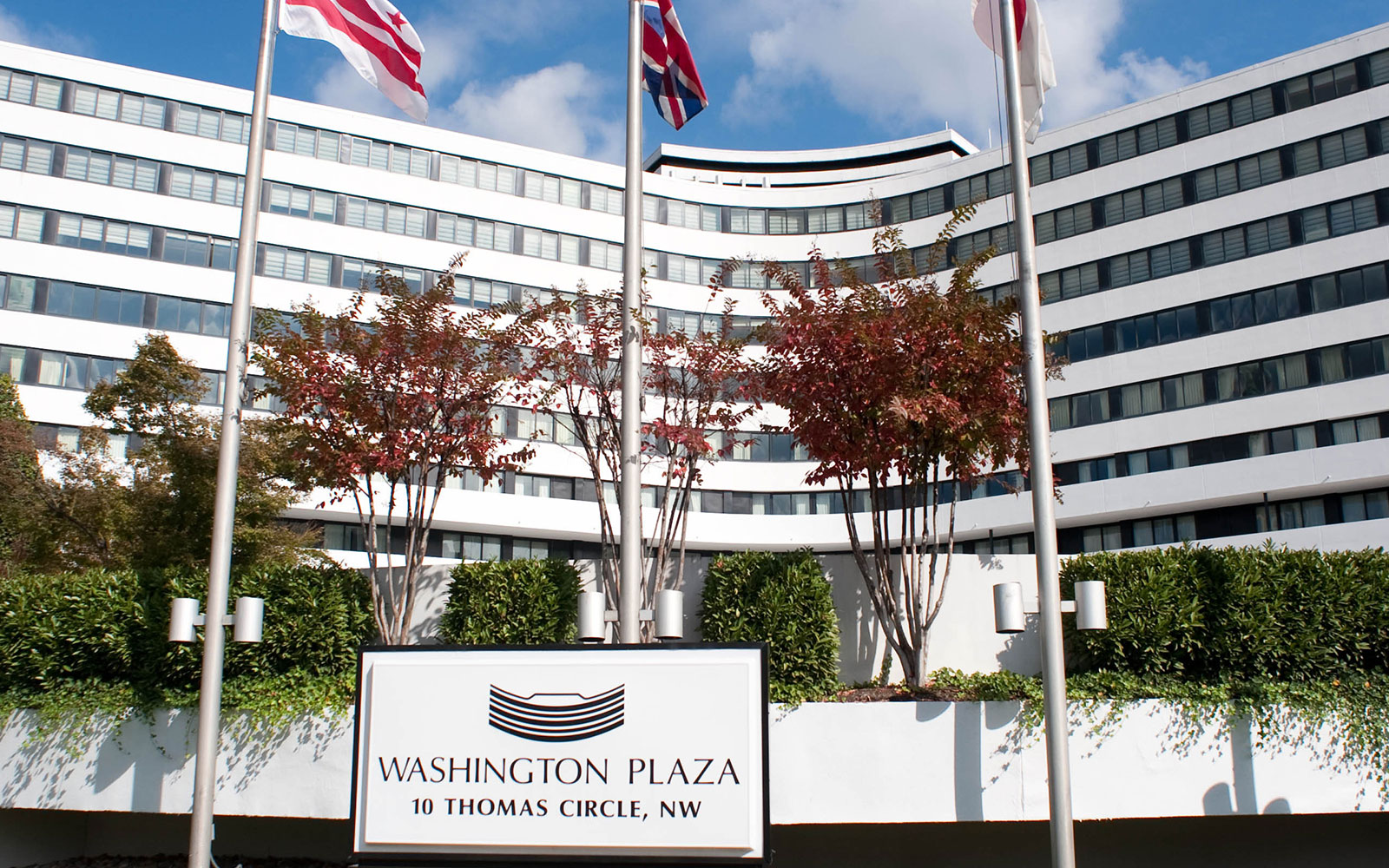 Choose our washington dc hotel deals washington plaza for Speciality hotels