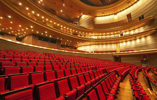 Warner Theater at Washington, DC