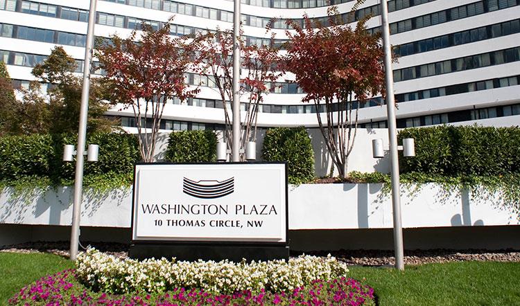 Seasonal Special from Washington Plaza Hotel