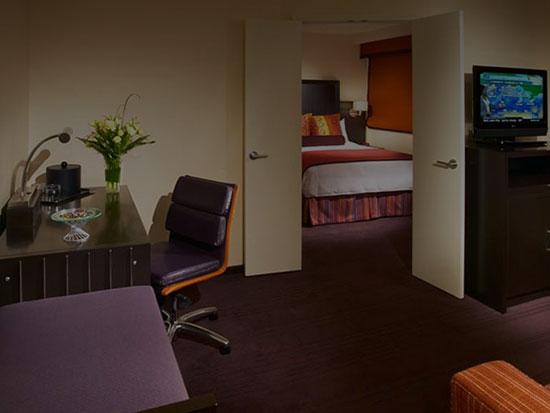 Free Room Upgrade at Washington Plaza